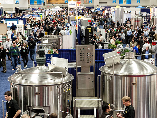 Craft Brewers Conference in Nashville